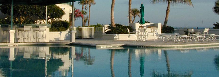 Regent Place pool